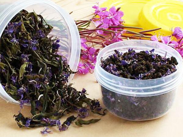 Как вялить иван чай в домашних условиях