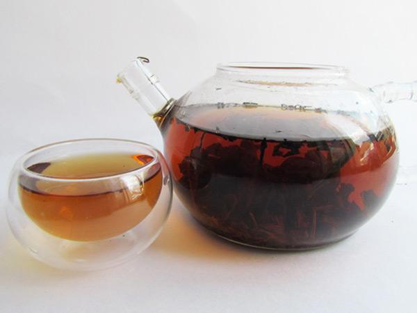 Заваривания Иван-чая