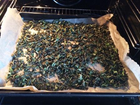 Как сушить иван чай в духовке