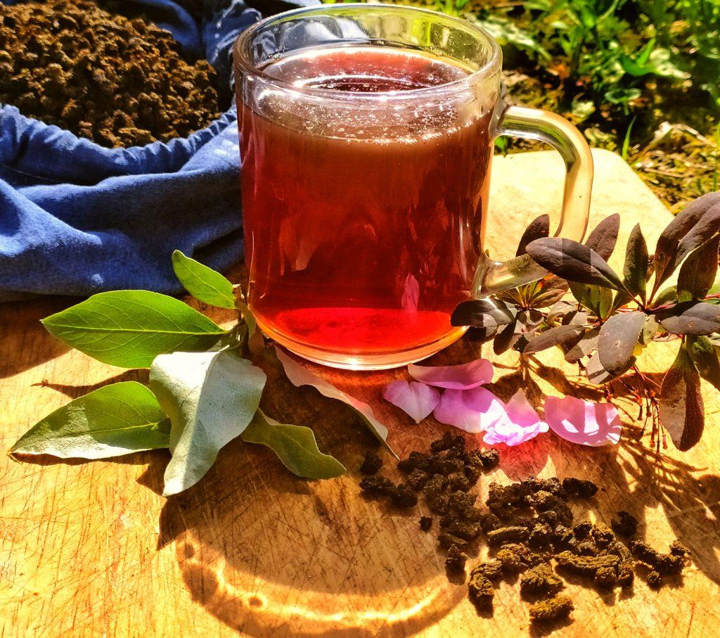 Ферментированный чай