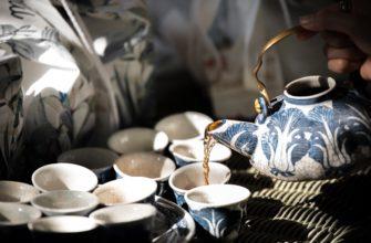Как заваривать зеленый китайский чай?