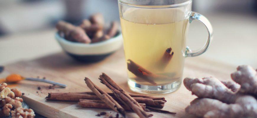 8 основных преимуществ ежедневной чашки имбирного чая
