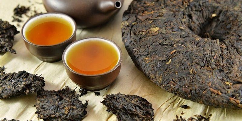 Чай пуэр для здоровья и красоты