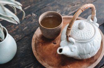 Чай матча и его свойства