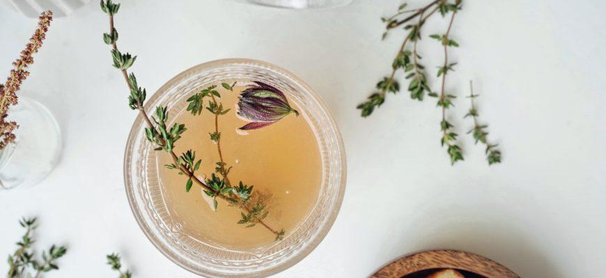 Какие полезные свойства имеет чай с чабрецом